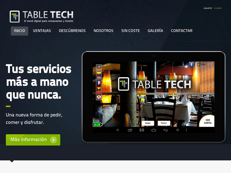 Images from Tabletech