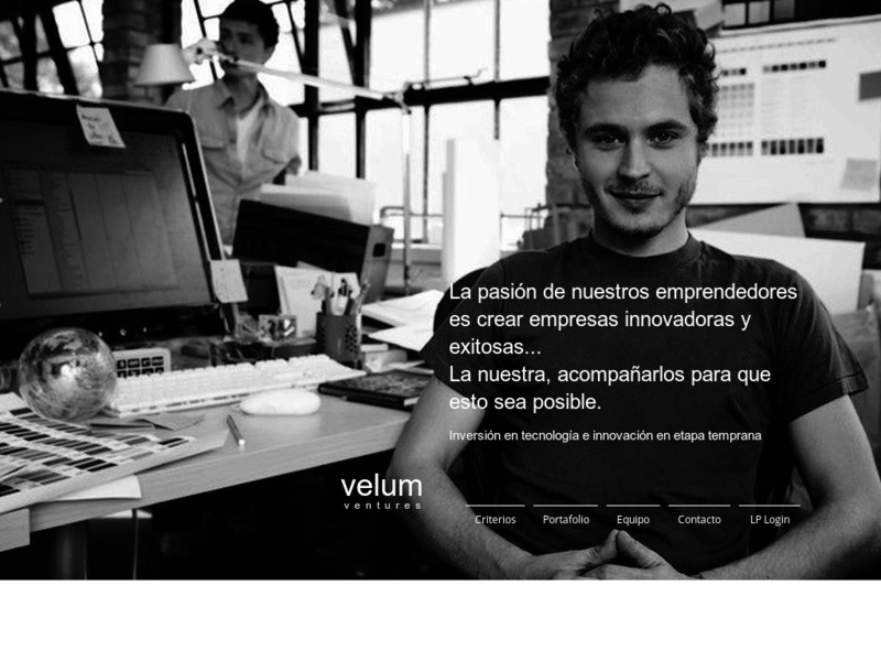Images from Velum Ventures