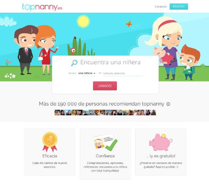 Images from Topnanny.es