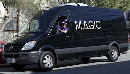 Images from MagicBus