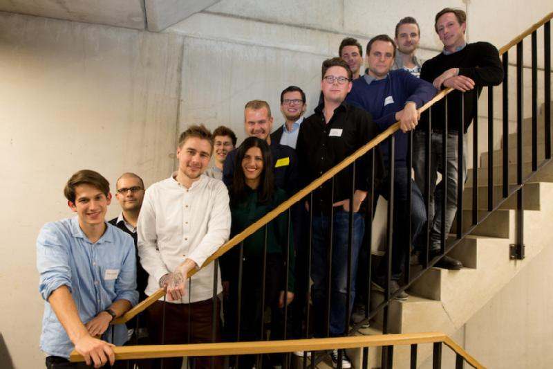 Images from Next Media Accelerator