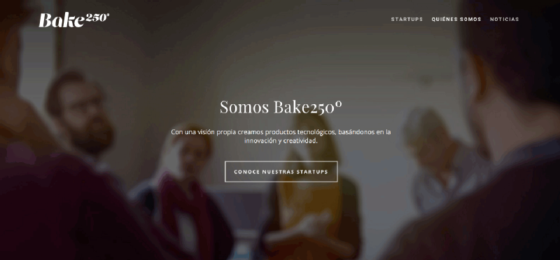Images from Bake250º