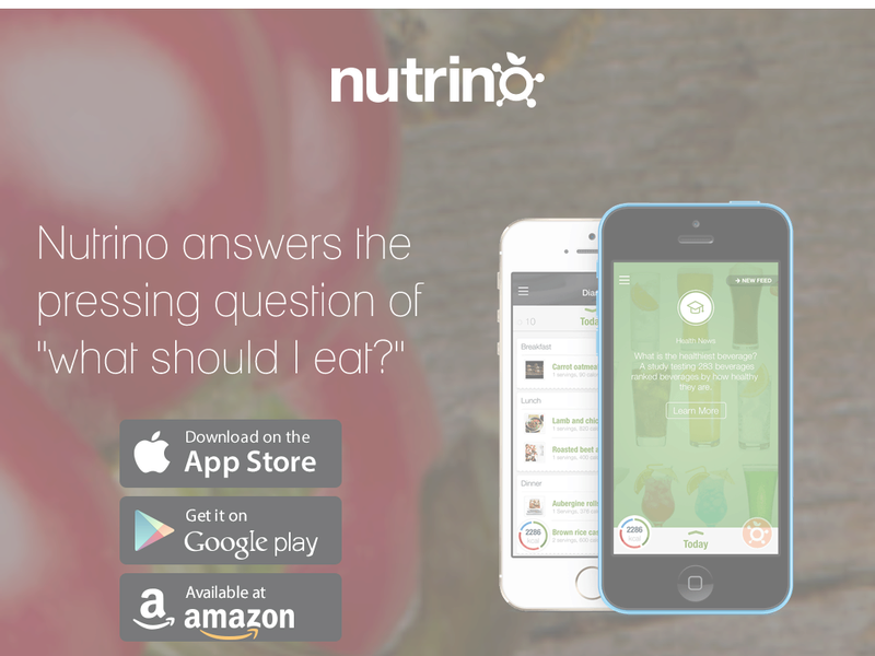 Images from Nutrino