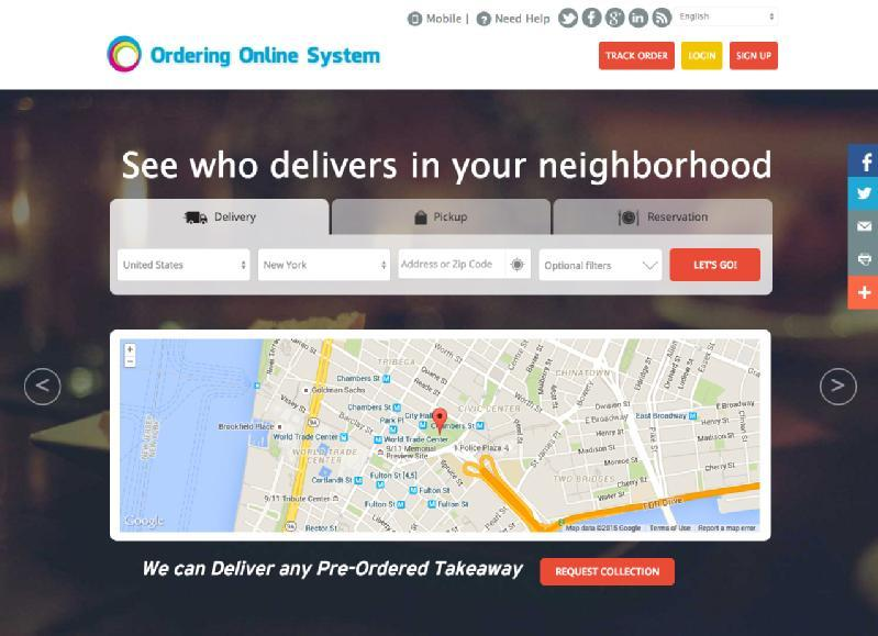 Images from OrderingOnlineSystem