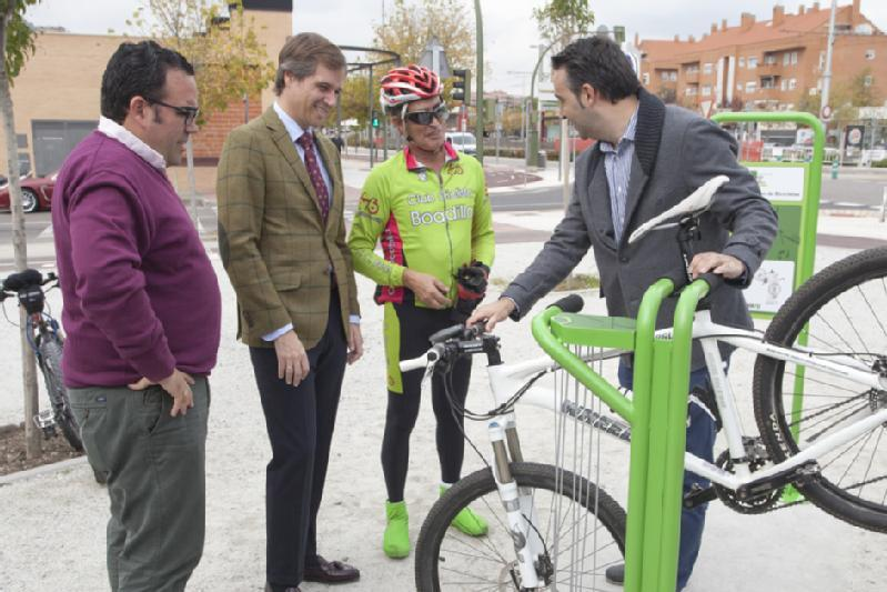 Images from MundoBici Promotes Cycling