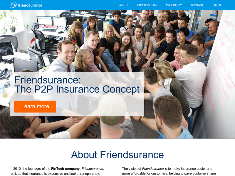 Images from Friendsurance