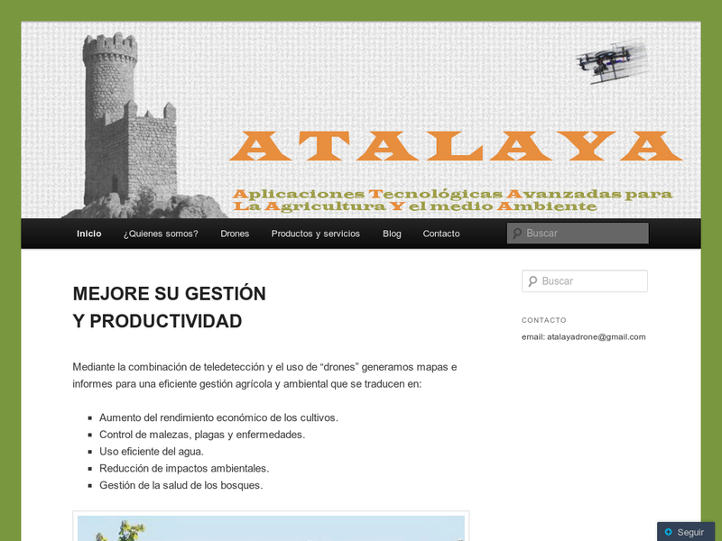Images from ATALAYA