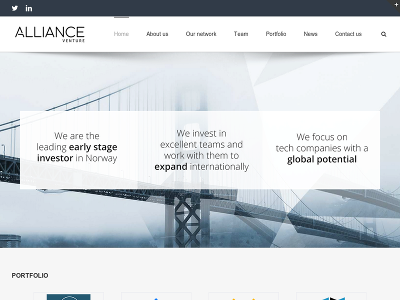 Images from Alliance Venture