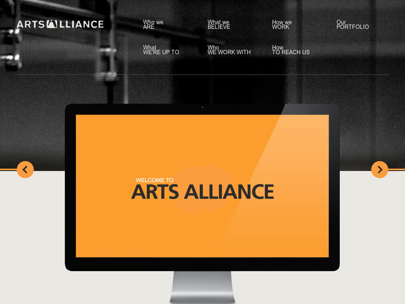 Images from Arts Alliance