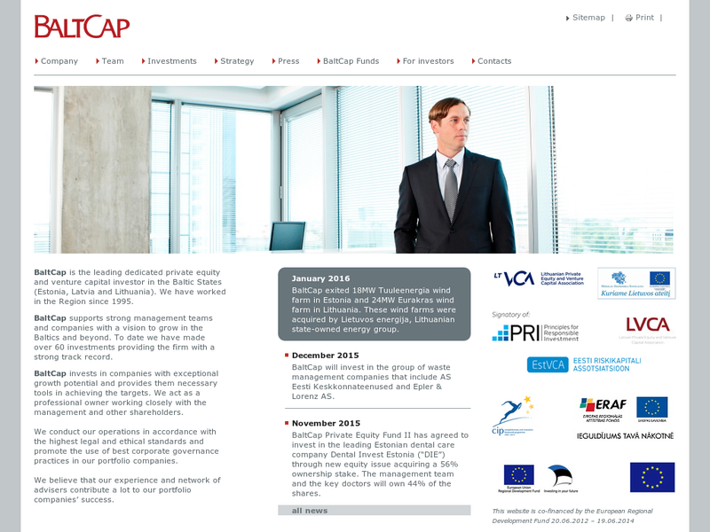 Images from BaltCap
