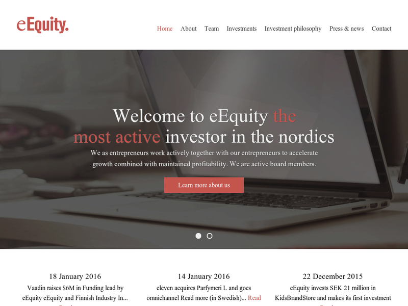 Images from eEquity