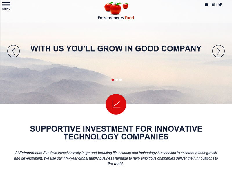 Images from Entrepreneurs Fund