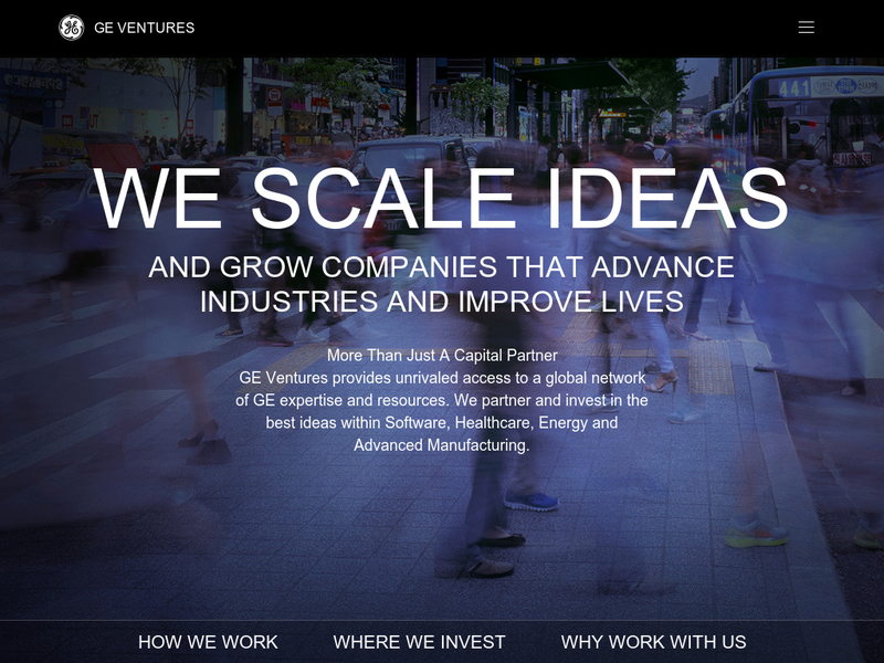 Images from GE Ventures