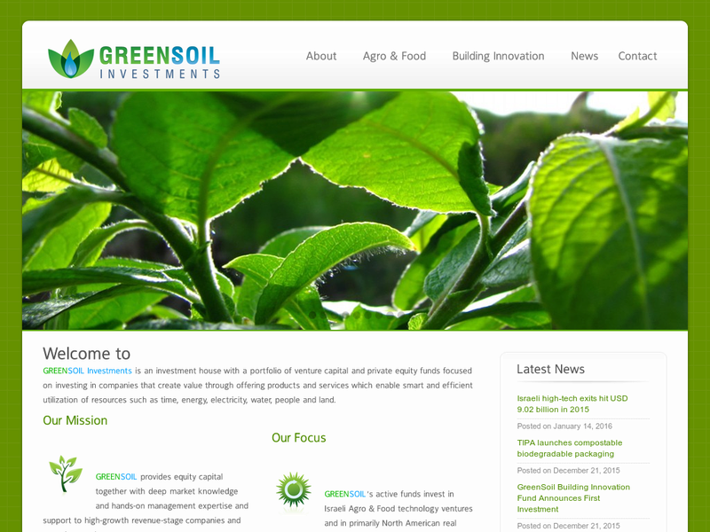 Images from Greensoil Investments