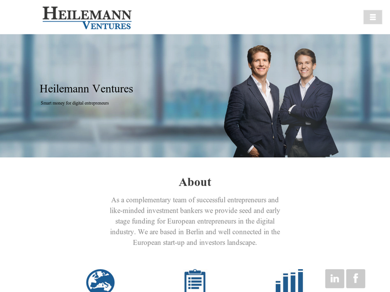 Images from Heilemann Ventures