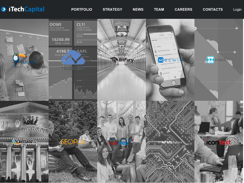 Images from iTech Capital