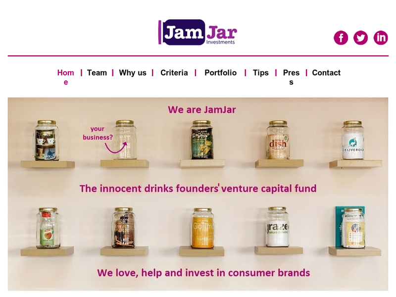 Images from JamJar Investments