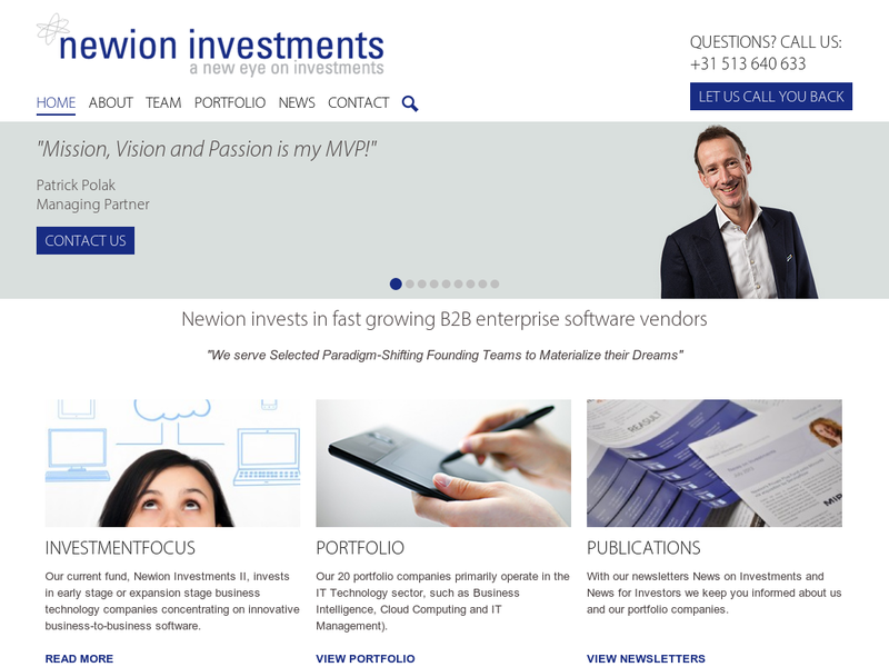 Images from Newion Investments