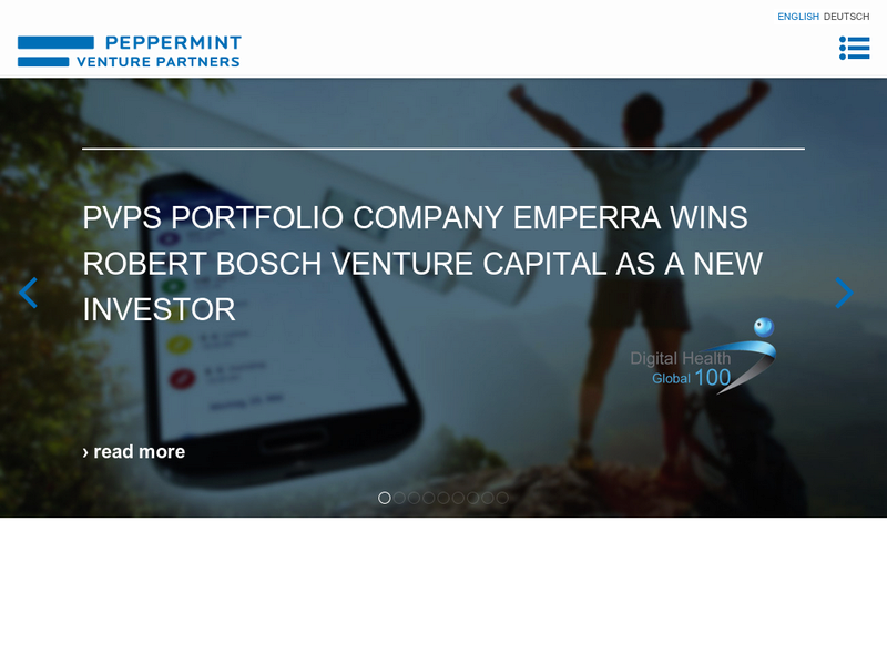 Images from Peppermint Venture Partners