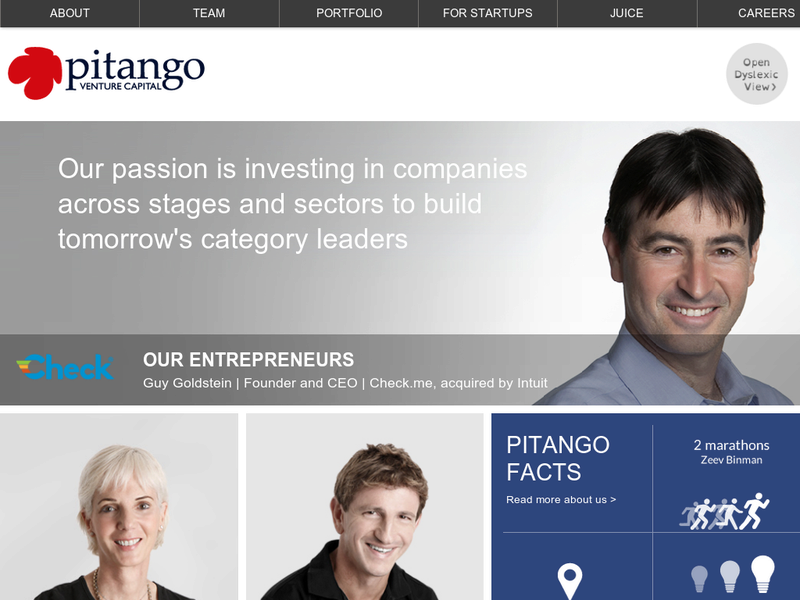 Images from Pitango Venture Capital