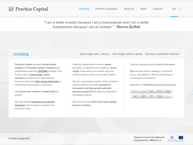Images from Practica Capital