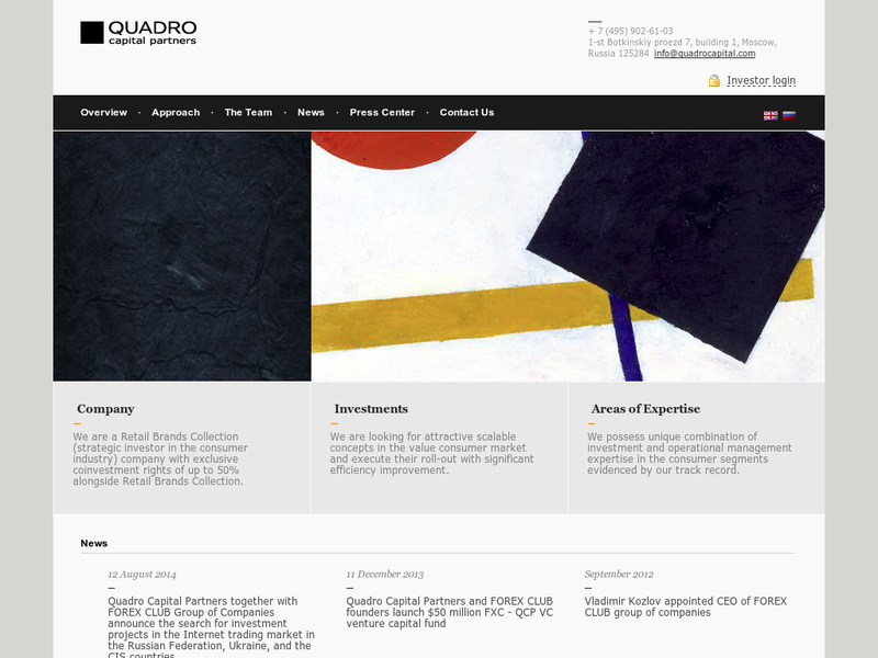 Images from Quadro Capital Partners