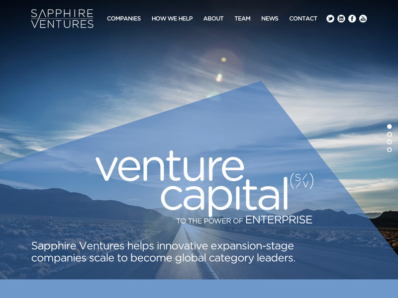 Images from Sapphire Ventures