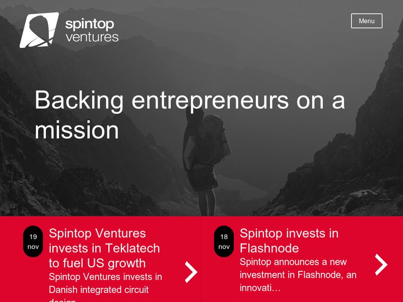 Images from Spintop Ventures