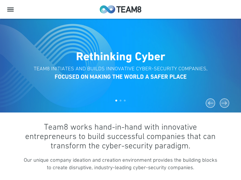 Images from Team8 Ventures