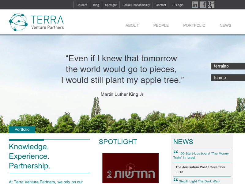 Images from Terra Venture Partners