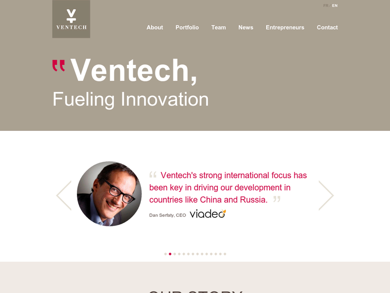 Images from Ventech