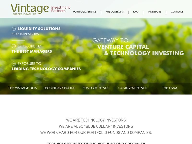 Images from Vintage Venture Partners
