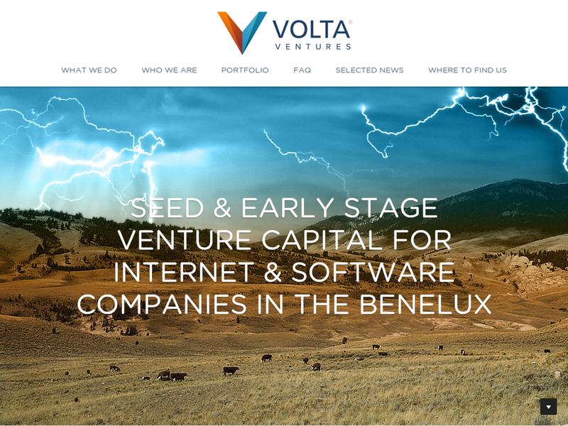 Images from Volta Ventures