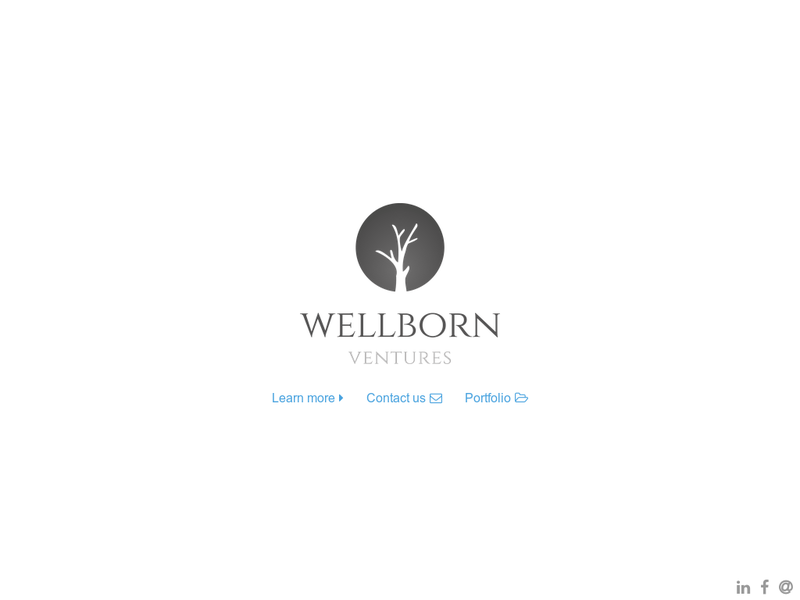 Images from Wellborn Ventures