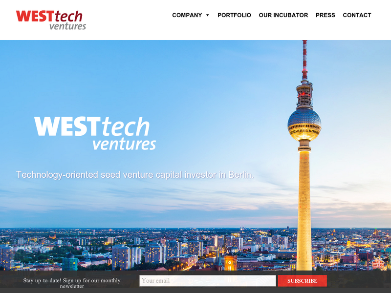 Images from WestTech Ventures