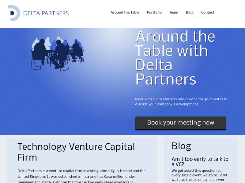 Images from Delta Partners