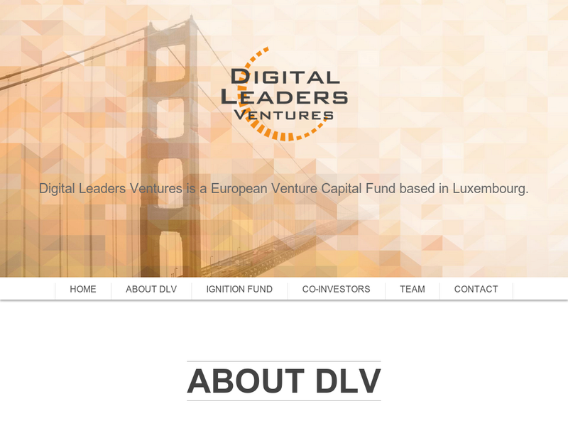 Images from Digital Leaders Ventures (DLV)