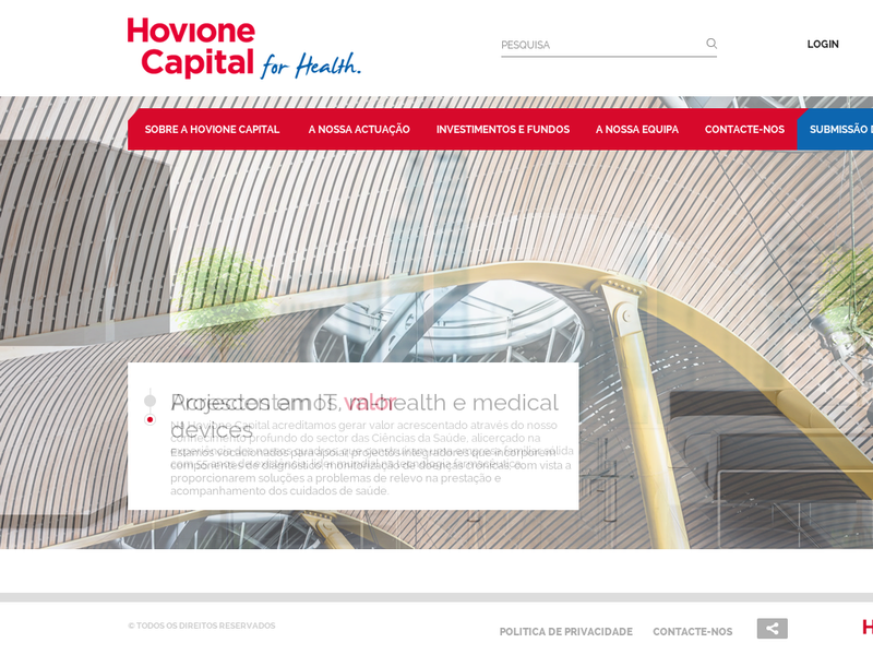 Images from Hovione Capital