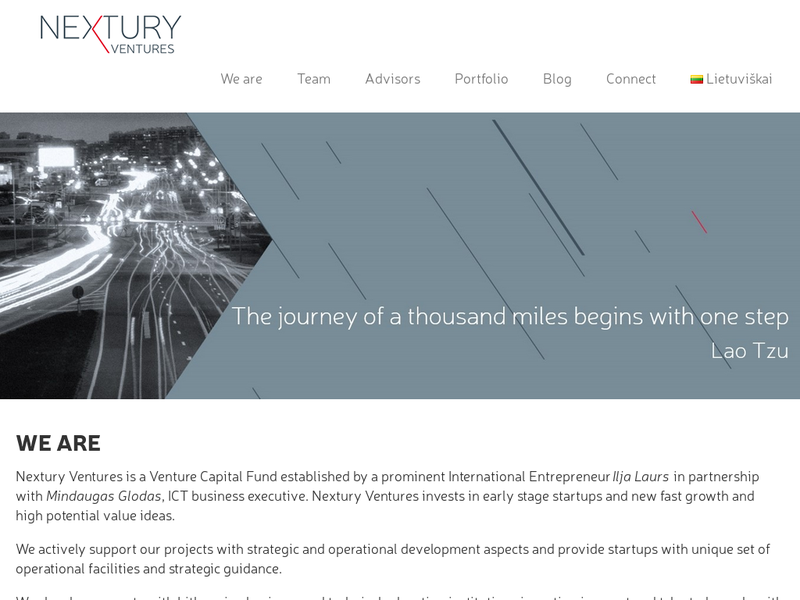 Images from Nextury Ventures