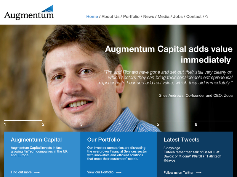 Images from Augmentum Capital