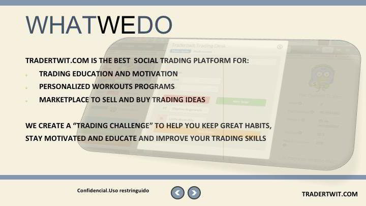 Images from Tradertwit