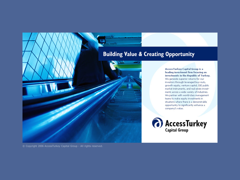 Images from AccessTurkey Private Equity