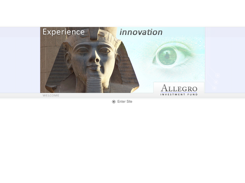 Images from Allegro Investment Fund