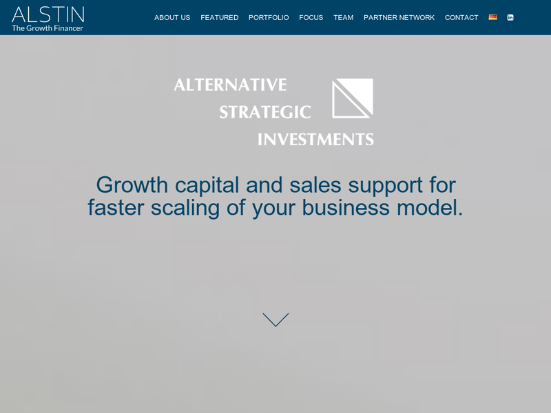 Images from ALSTIN - Alternative Strategic Investment GmbH