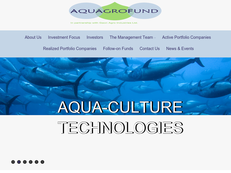 Images from AquAgro Fund, L.P.