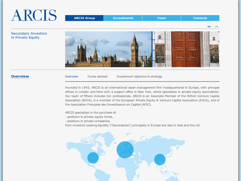 Images from ARCIS Finance SA