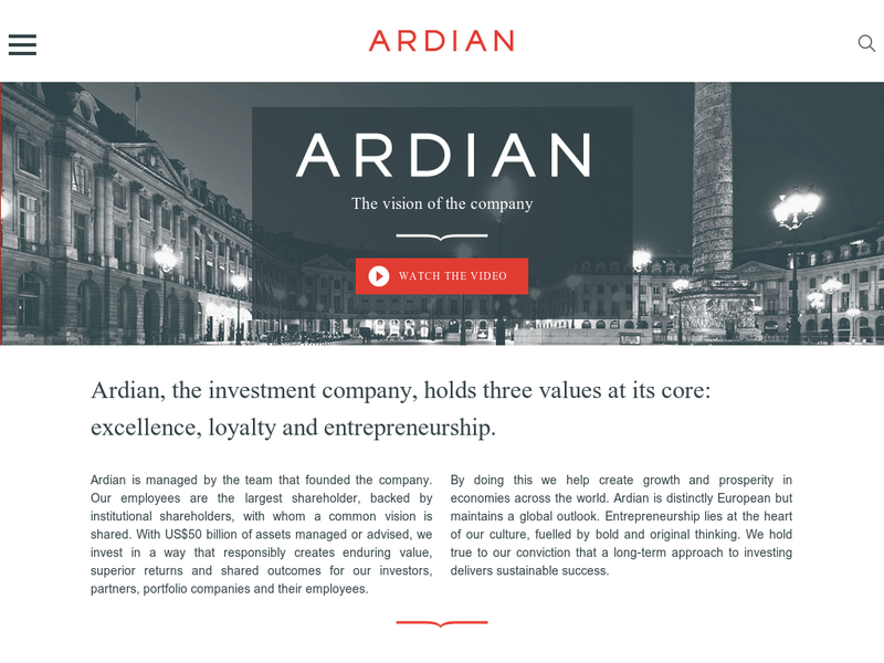 Images from Ardian
