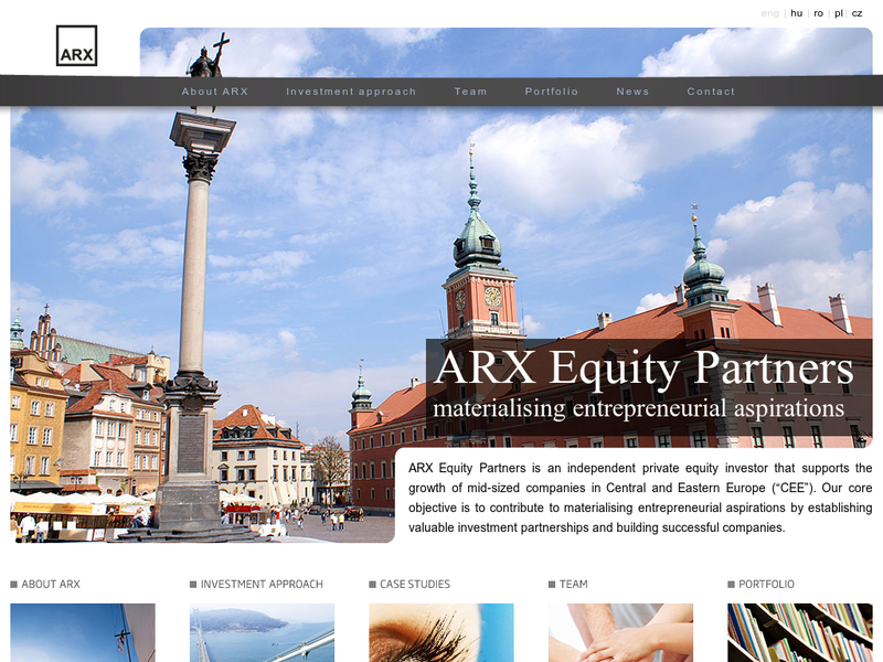 Images from ARX Equity Partners