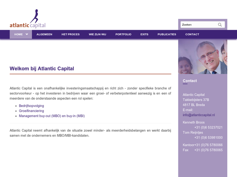 Images from Atlantic Capital B.V.