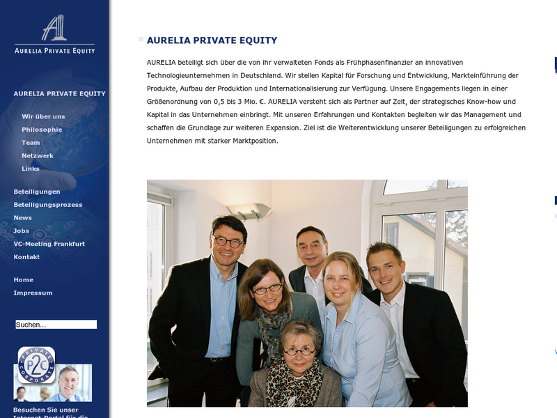 Images from Aurelia Private Equity GmbH
